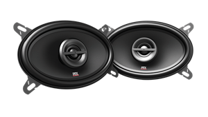 Picture of Terminator TN462 4 inchx 6 inch 2-Way 40W RMS Coaxial Speaker Pair
