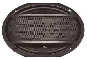 Picture of Terminator TN693 6 inch x 9 inch 3-Way 60W RMS 4 Ohm Coaxial Speaker Pair