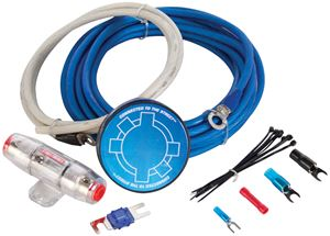 Picture of MTX StreetWires ZN5K-08 8 AWG Amplifier Kit