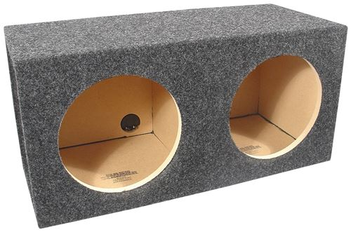 Picture of BS212S Dual 12 inch Sealed Subwoofer Enclosure