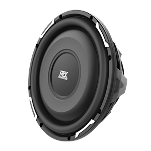 FPR10-04 Shallow Mount Car Subwoofer Angle