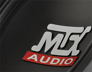 The MTX Terminator Car Audio Subwoofer