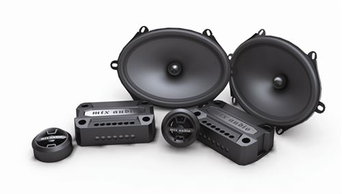 Picture of TX Series TX68 5 inch x 7 inch 2-Way 90W RMS 4 Ohm Component Speaker Pair