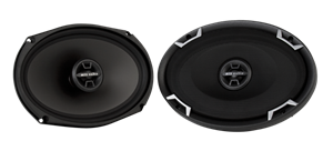 Picture of TDX Series TDX692 6 inch x 9 inch 2-Way 100W RMS 4Ω Coaxial Speaker Pair