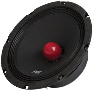 RTX108 Car Midbass Speaker Front Angle