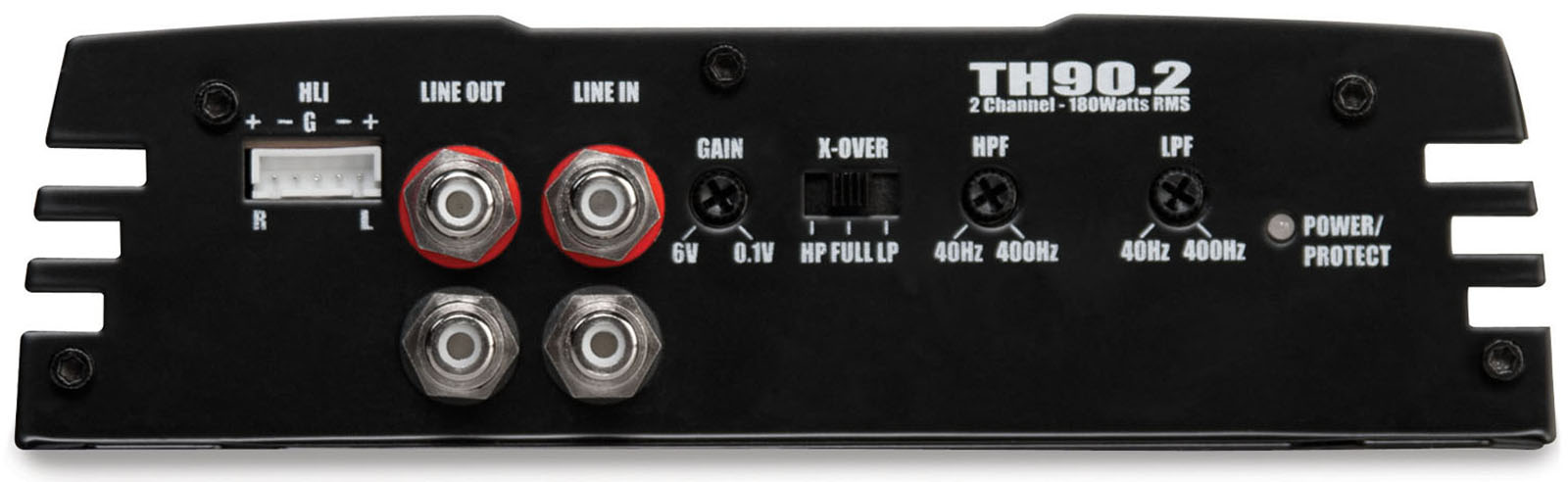 Th902 Th Series 360 Watt Rms 2 Channel Class Ab Amplifier Mtx Audio Power Amplifiers Picture Of 180w A B