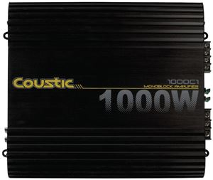 Picture of 325-Watt RMS Mono Block Class A/B Amplifier