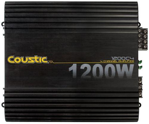 Picture of 300-Watt RMS 4-Channel Class A/B Amplifier