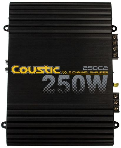 Picture of 120-Watt RMS 2-Channel Class A/B Amplifier