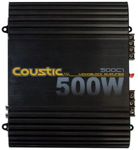 Picture of 160-Watt RMS Mono Block Amplifier