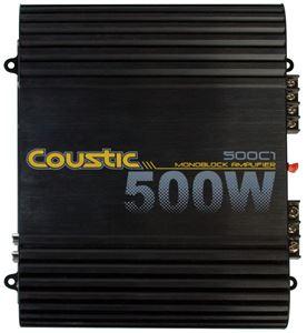 Picture of Coustic 500C1 160W RMS Mono Block Amplifier