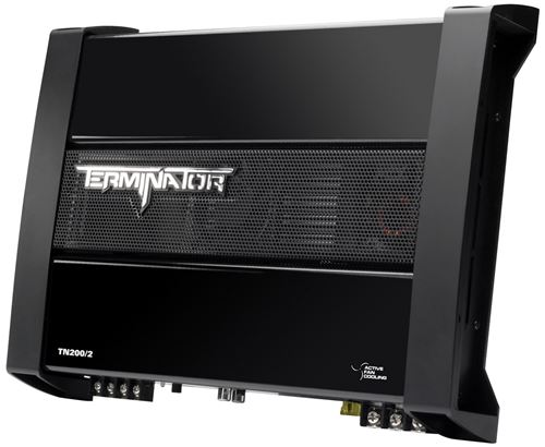 Picture of Terminator TN200/2 200W RMS 2-Channel Class A/B Amplifier