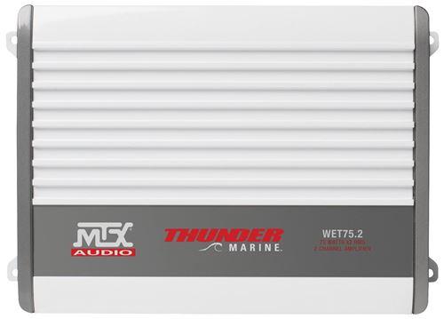 WET75.2 Marine Amplifier Front