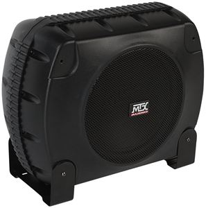 Picture of XThunderLink XTL110P 10 inch 135W RMS Powered Subwoofer Enclosure