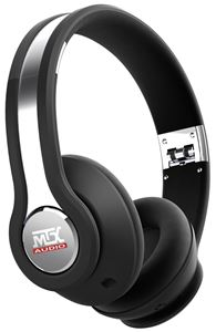 Picture of StreetAudio iX1 BLACK On Ear Headphones - Black