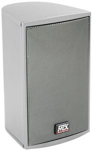 Picture of MPP Series MPP410-S  4 inch 50W RMS 8 Ohm Multipurpose Speaker - Silver