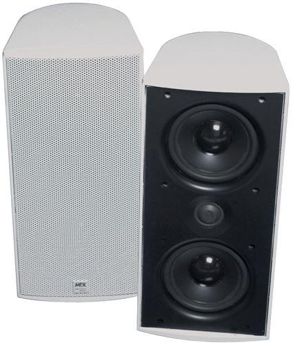 Picture of MODEL MP52W Dual 5 inch 75W RMS8 Ohm Multipurpose Speaker - White