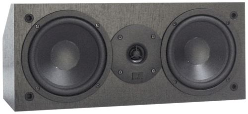 Picture of MUSICA6C Dual 6.5 inch 2-Way 100W RMS Center Channel Speaker