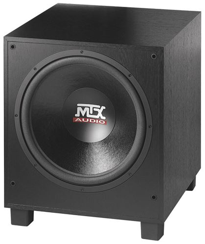 Picture of SW1515 15 inch Powered Subwoofer with Passive Radiator