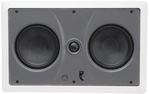 Picture of CT Series CT2525LCR Dual 5.25 inch 100W RMS LCR In-Wall Speaker