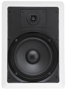 Picture of MUSICA M612W 6.5 inch 2-Way 50W RMS 8 Ohm In-Wall Speaker Pair