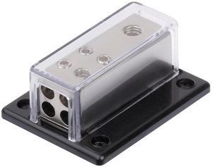 Picture of MTX StreetWires PDB48 4 AWG In / 8 AWG Out Distribution Block