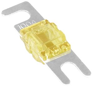 Picture of MTX StreetWires FSAFS100 100 Amp AFS Style Fuse