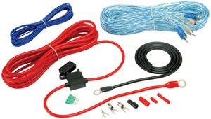 Picture of MTX StreetWires AK10C 10 AWG Amplifier Wiring Kit
