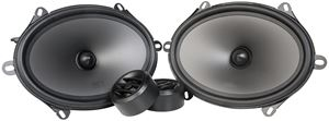 "Picture of 5"" x 7"" 2-Way 90-Watt RMS 4Ω Component Speaker Pair"