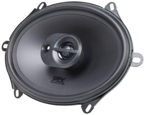 TERMINATOR573 Coaxial Car Speaker Angle