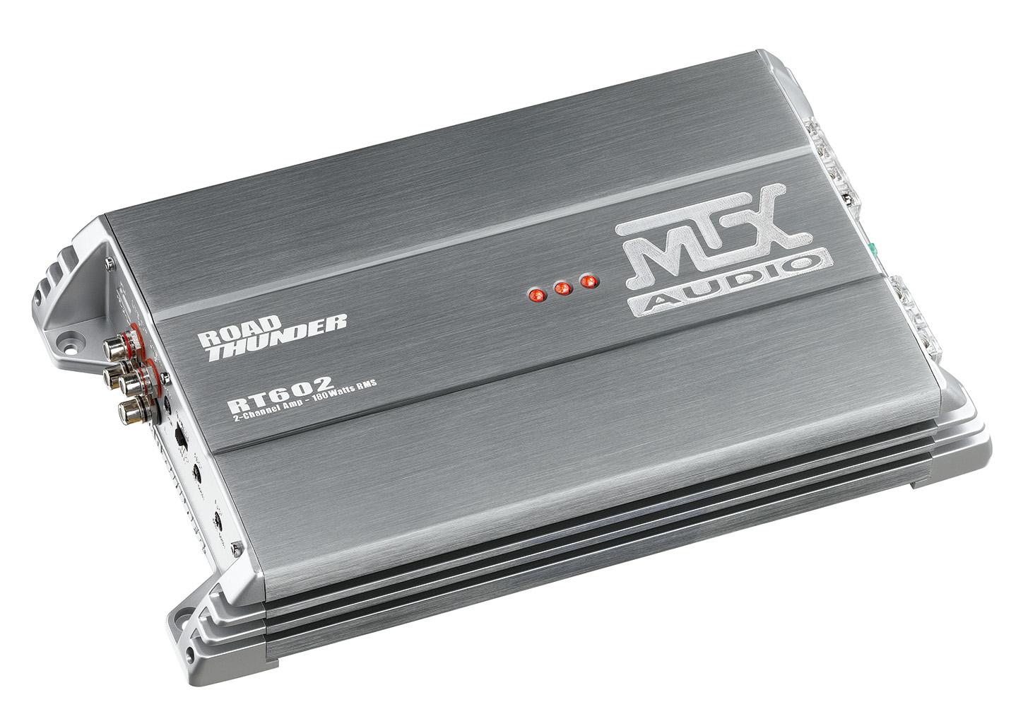 Rt602 Mtx Roadthunder 180w Car Amplifier Mtx Audio