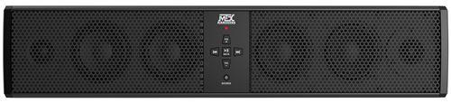 MUD6SPBT 6-Speaker Bluetooth UTV Sound Bar Front