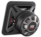 S6510-44 Car Audio Subwoofer Back Angle