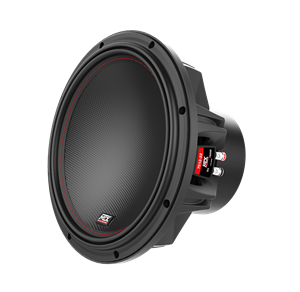 7512-22 Car Audio Subwoofer Front Angle
