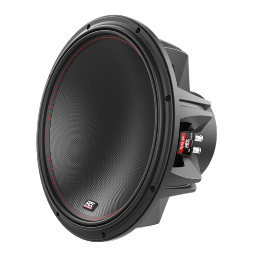7515-44 Car Audio Subwoofer Front Angle