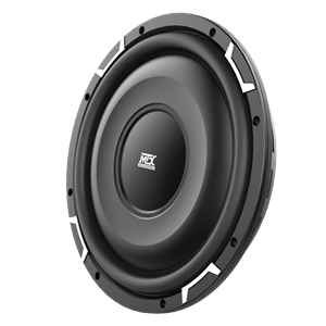 Picture of FPR Series FPR12-02 12 inch 400W RMS 2Ω Shallow Mount Car Audio Subwoofer