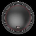 5510-22 Car Audio Subwoofer Front