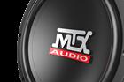 TN10-04 Terminator Car Audio Subwoofer Dustcap Detail