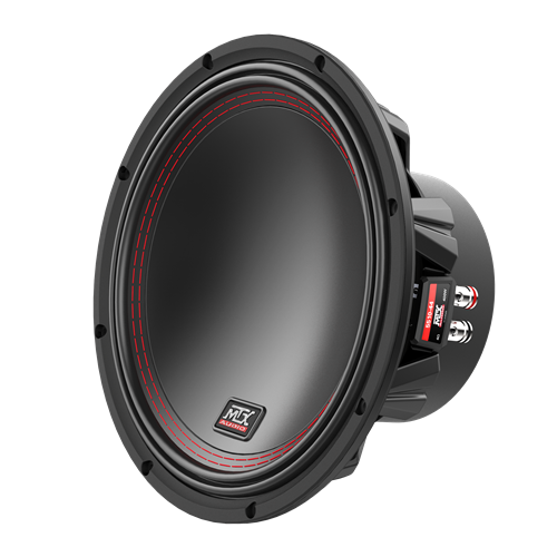 5510-44 Car Audio Subwoofer Front Angle
