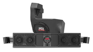 Picture of Can-Am Maverick Bluetooth Overhead Audio System and Amplified Subwoofer