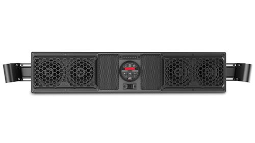 MUDSYS41 Overhead Bluetooth UTV Sound Bar Front