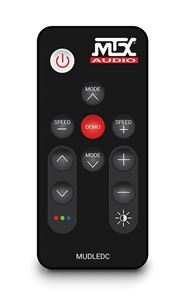 Picture of MUDLEDC LED Controller and Remote