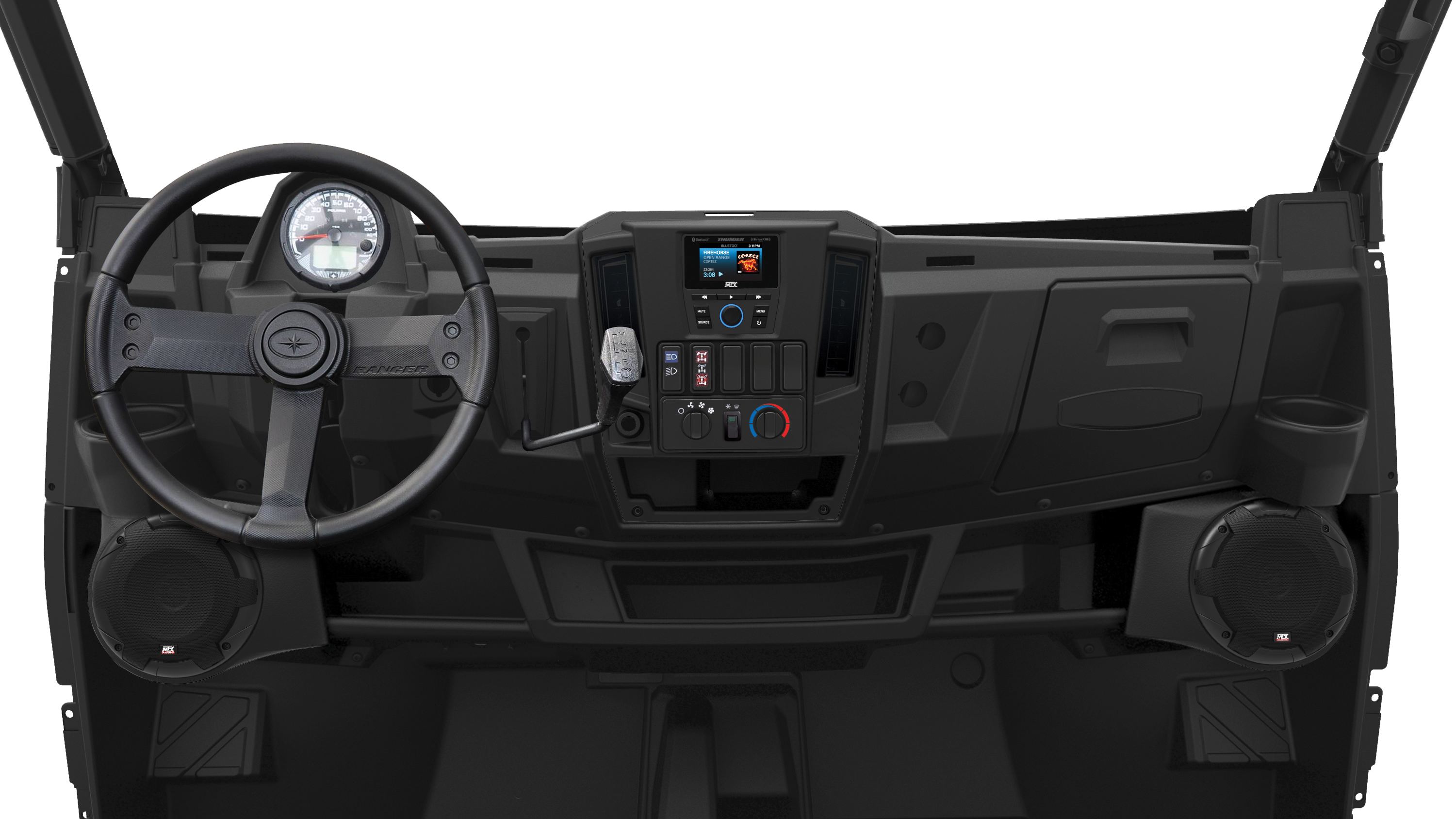 RNGRPOD65 Installed on Polaris RANGER