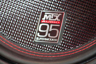 MTX 95 Series Car Subwoofers