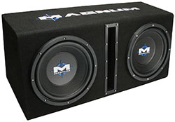 MTX Ported Subwoofer Enclosure