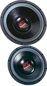 MTX RT RoadThunder Car Subwoofer Group