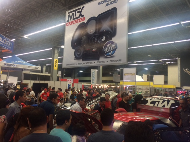 MTX at Audio Car Expo in Guadalajara Mexico - 16