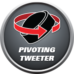 Pivoting Tweeter
