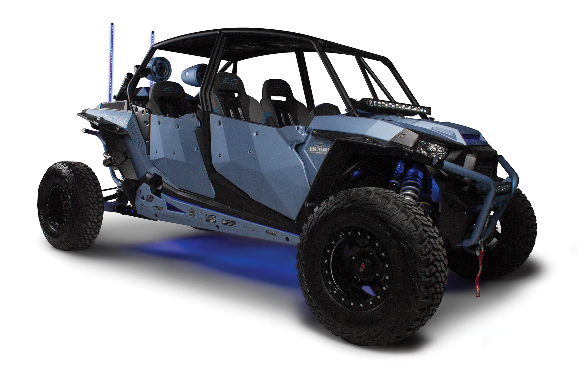 Blue Thunder Polaris RZR