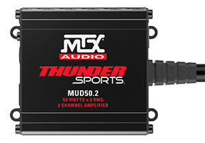 MTX MUD50.2 Amplifier